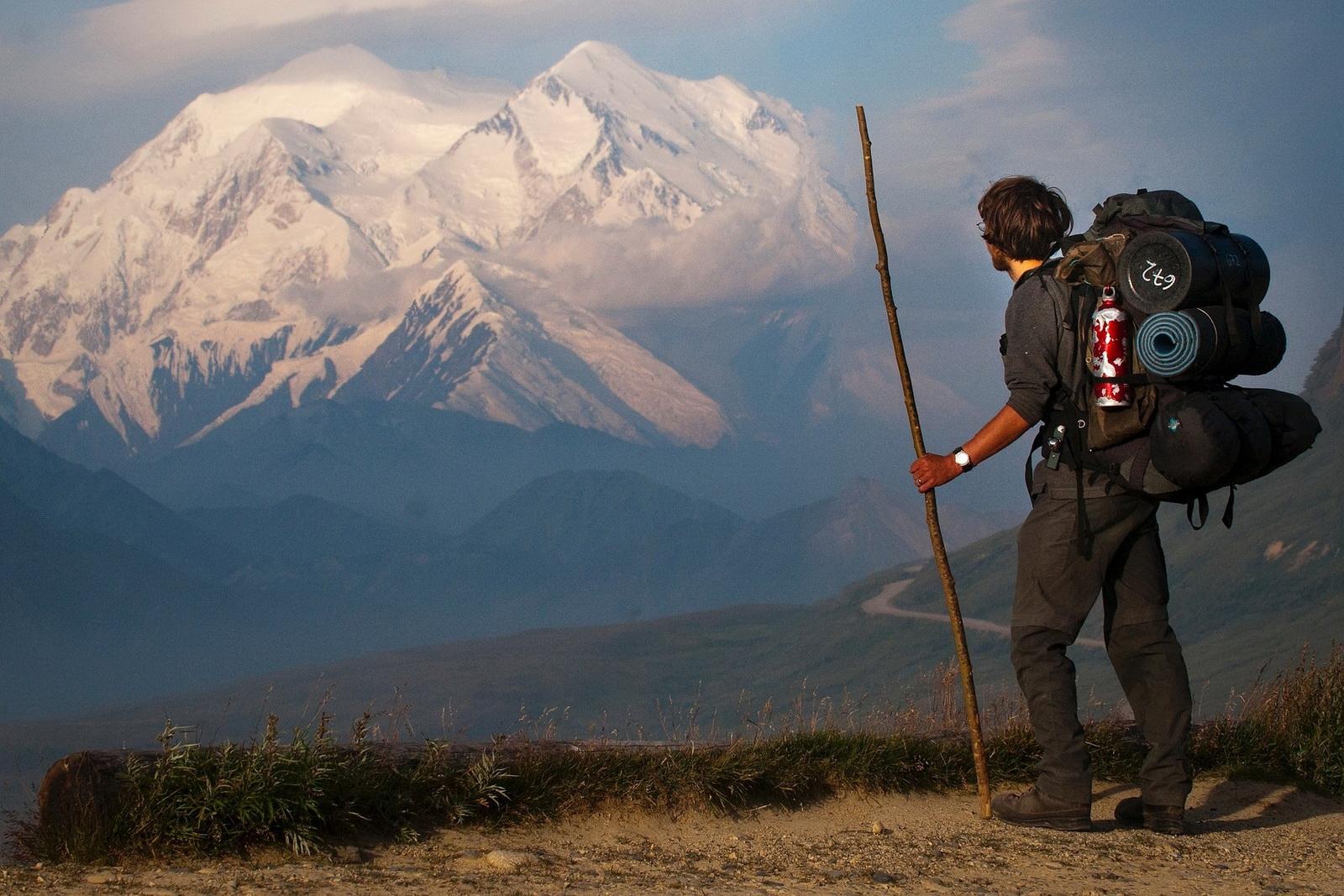 Bergwandern - kein Zahnarzt in Sicht - Selbsthilfe - Dr. Wunderlich Muenchen