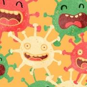 Cannabis antibakterielle Wirkung besser als Zahncreme